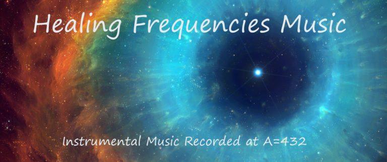 Healing Frequencies Music